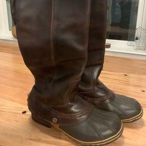 Women's Tall Sorel boots